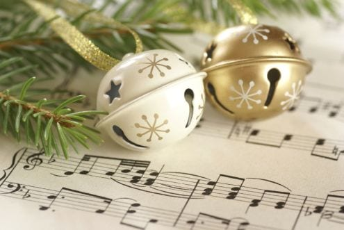 holiday and christmas sheet music