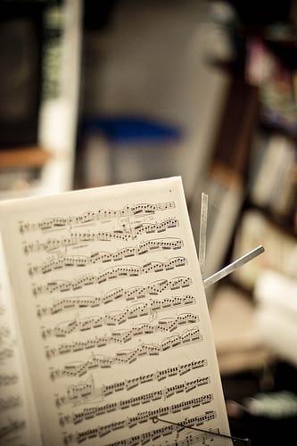 Sheet music online