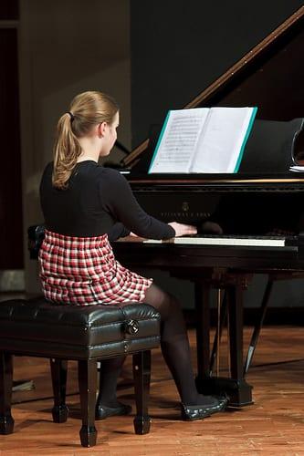 Piano Warm-Ups