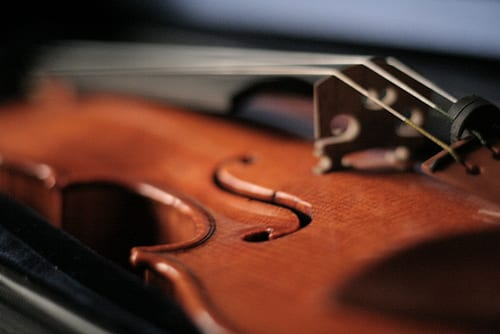 Violin Techniques: How to Get a Stronger Bow Arm