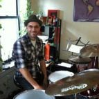 Brooklyn drum lessons with David A.