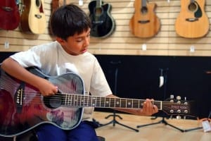 help your child succeed in music lessons