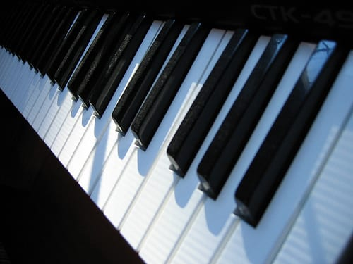 piano scales