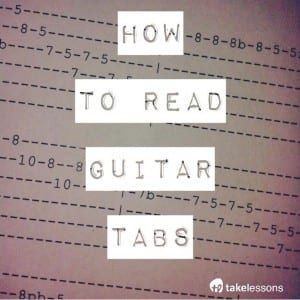 learn guitar now how to read tabs takelessons blog. Black Bedroom Furniture Sets. Home Design Ideas