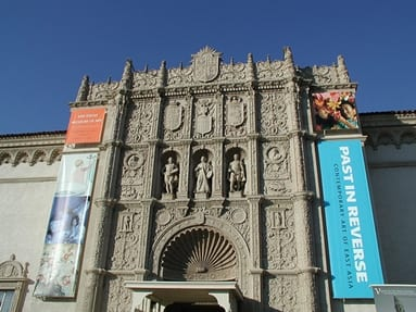 San Diego museums