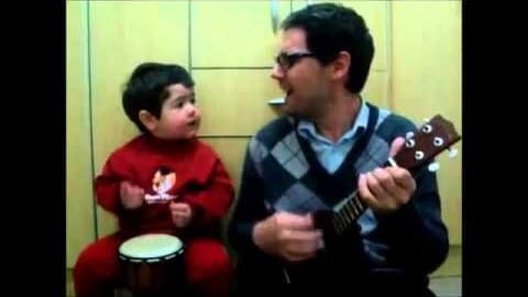 Video thumbnail for youtube video This Singing Two-Year-Old Will Melt Your Heart