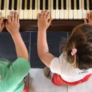 Teaching Kids To Play Piano