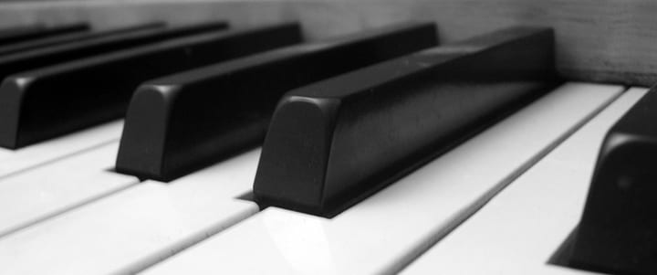 Music Basics: Reading Keys on the Piano