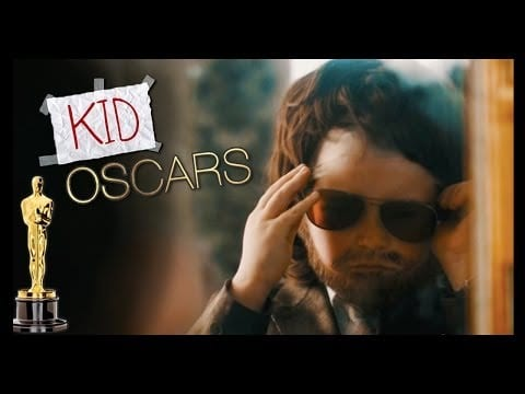 Super Cute Kids Re-Enact 2014 Oscar Nominated Films So You Don't Have To