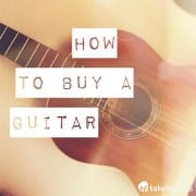 how to buy a guitar