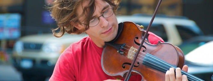 Buying A Violin