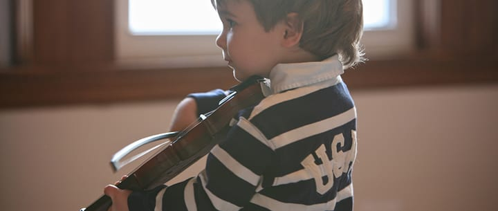 Teach Yourself Violin in 9 Easy Steps