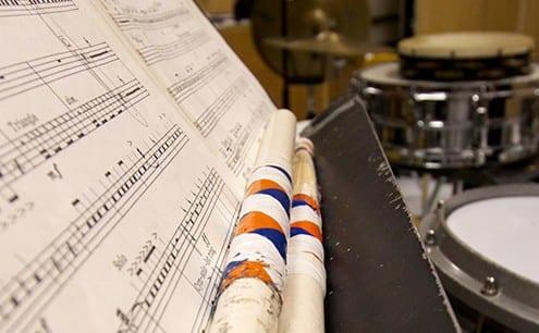 drum sheet music