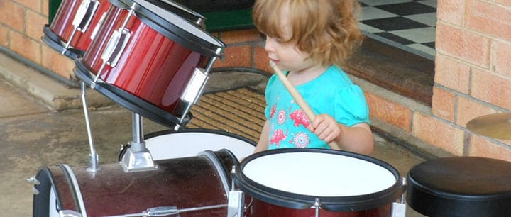 Where (and How) to Buy a Kids' Drum Set