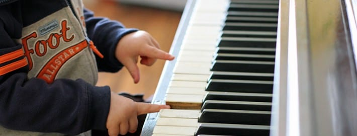 How Piano Can Help Kids