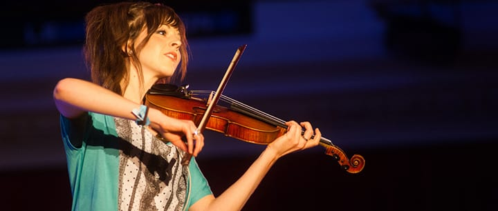 How to Play the Violin Like Lindsey Stirling