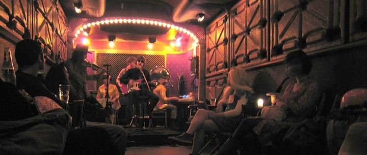 5 Great New York City Bars with Live Music