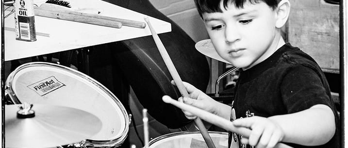 Want to Learn Drums? Here's The One Thing You Shouldn't Ignore