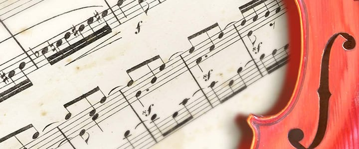 Violin Notes: How to Read & Play Sheet Music for Beginners