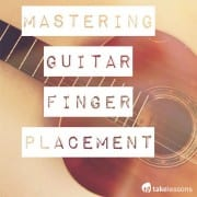 Mastering Guitar Finger Placement