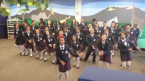"""Video thumbnail for youtube video This """"Happy"""" Children's Choir Will Make You Smile For Days"""