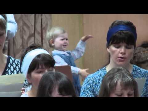 Baby Choir Conductor Will Blow You Away