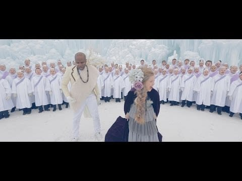 "Video thumbnail for youtube video We Can't ""Let it Go"": The 7 Most Important Viral Videos Featuring the Song from Frozen"