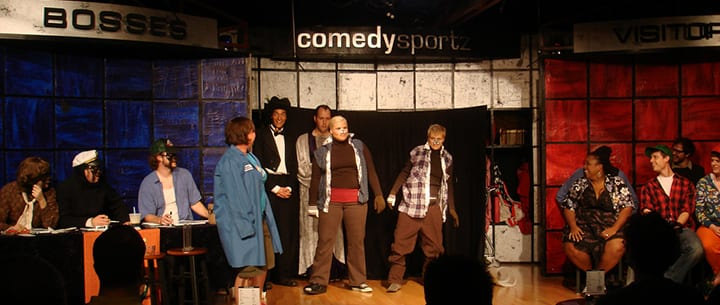 Comedy Shows in Chicago: Surviving Your First Improv Audition