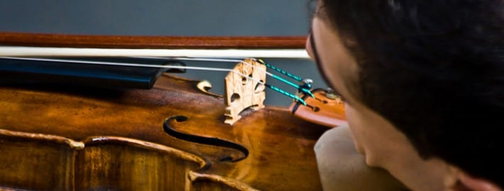 Teaching Yourself Violin