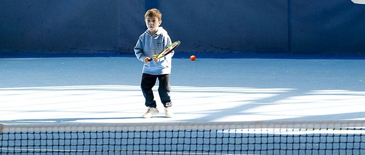Tennis Lessons for Kids: 6 Frequently Asked Questions