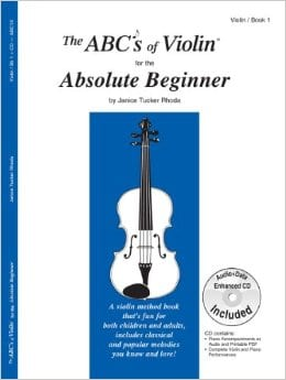 8 Essential Violin Books for Beginners – TakeLessons Blog