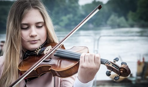 What's the Difference Between Professional and Student Violins?
