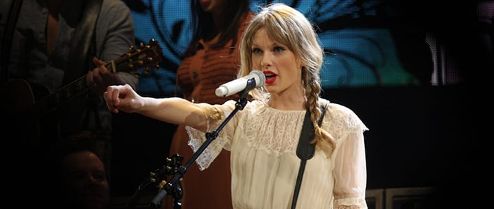 Why Your Daughter Shouldn't Sing (ONLY) Taylor Swift Music
