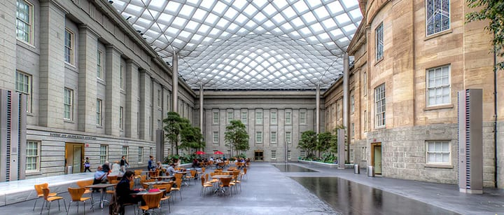 5 DC Art Museums to Introduce Your Kids to the Arts