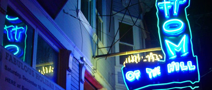 Top 5 Music Venues in The Mission