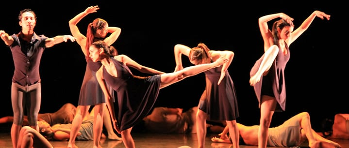 Learning Contemporary Dance Online