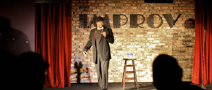 Comedy Shows In The DC Area