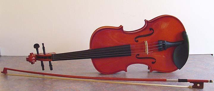 Violin Bascis