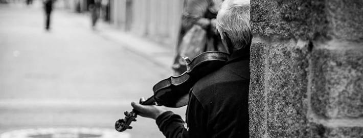 Violin Size
