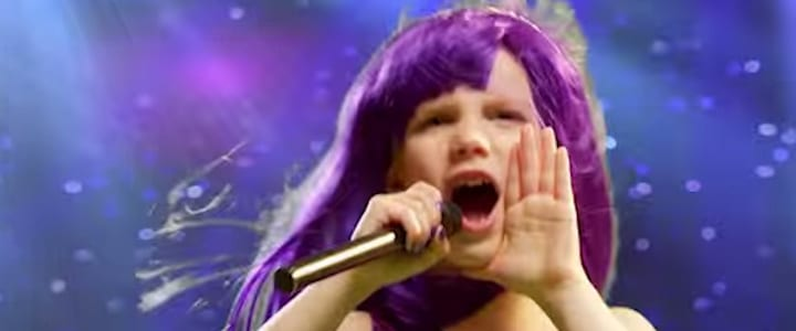 Amazing Little Girl Who Beat Cancer Stars in the Music Video of Her Dreams