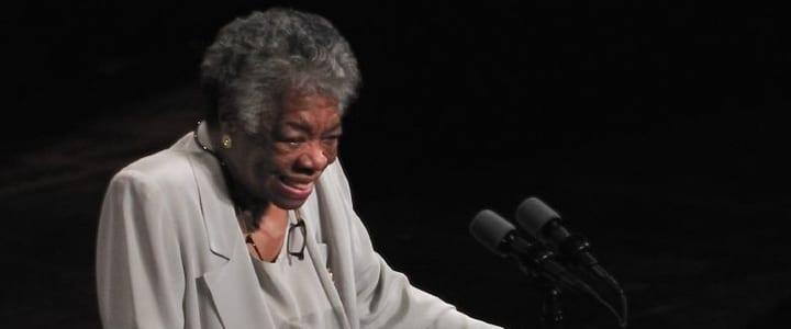 Remembering Maya Angelou, 1928-2014