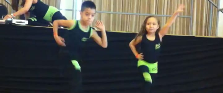 These Lightening-Fast Salsa Dancers Are Only Seven Years Old!