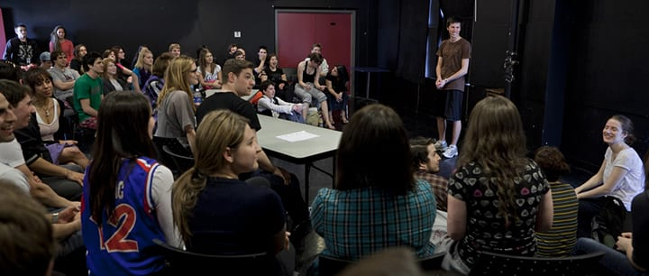 10 Things They Don't Tell You in Acting School