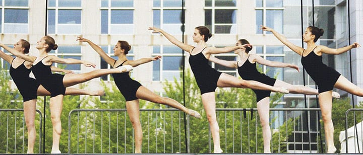 Ballet Basics: 5 Positions Children Can Practice at Home