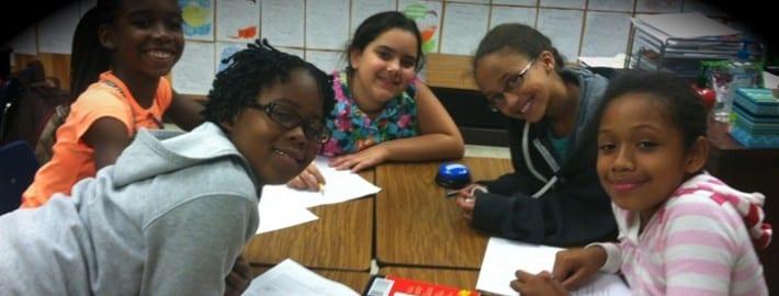 Deanna's students