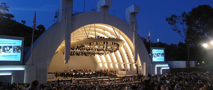 The Hollywood Bowl >> Live Music In La Everything You Need To Know About The Hollywood