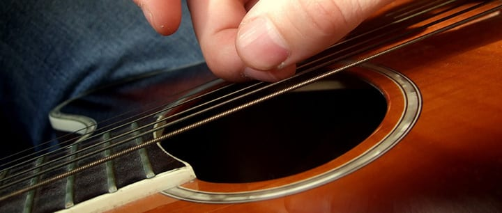 For Beginning Guitarists: Right- and Left-Hand Basics
