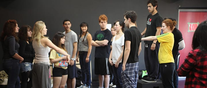 Acting 101: What Can I Expect at My First Acting Lesson?