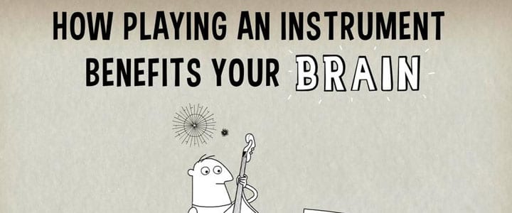 Video: How Playing An Instrument Benefits Your Brain