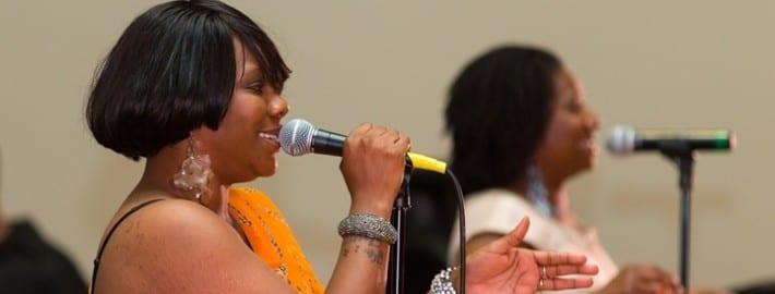 r&b singing